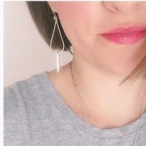 Rebel Drop Earring